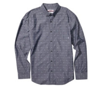 Nickel Shirt LS black
