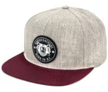 B.C. Cap Youth heather gray