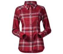 Bjorli Shirt LS red check