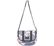 Back On You Bag charcoal heather flower f