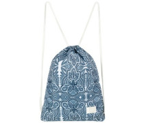 Light As A Feather Backpack marshmallow tribal vibes