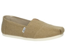 Alpargata Slippers toffe wash canvas