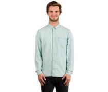 Indigo Shirt LS grey