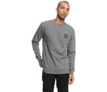 Rebel Crew Sweater charcoal heather