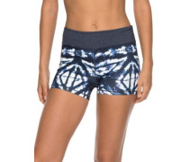 Natural Twist Shorts dress blues geometric fee