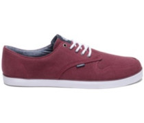 Topaz Sneakers napa red