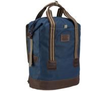 Tinder Tote Bag mood indigo coated