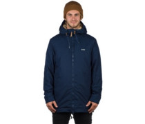 Chester Parka Jacket navy