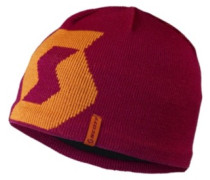Junior Team Beanie Youth orange cru
