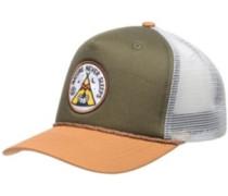 Emblem II Trucker Cap moss green