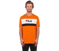 Aaron T-Shirt persimmon orange