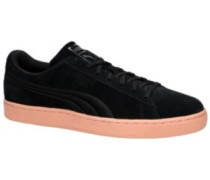 Suede Classic Badge Flip Sneakers muted clay