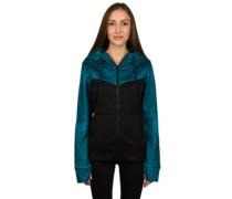 Bretton Zip Fleece Jacket black