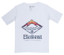 Wave Crew T-Shirt white