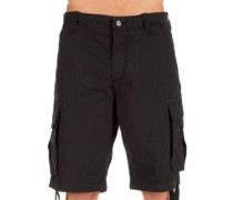 Flex Cargo Shorts black