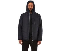 Merino Rowley Insulation Hood Jacket black