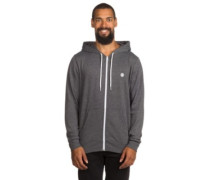 Cornell Zip Hoodie charcoal heather