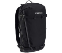 Gorge Backpack true black ballistic