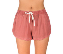 Road Trippin Shorts red clay