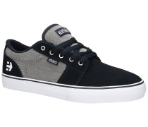 Barge LS Skate Shoes silver