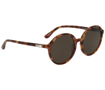 Blossom Shiny Tortoise Brown brown