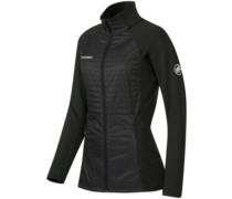Luina Tour In Fleece Jacket graphite melange