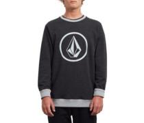 Stone Crew Sweater sulfur black