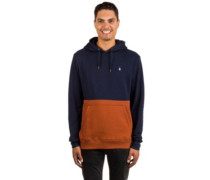 Sngl Stone Division Hoodie copper