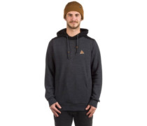 Charmer Update Hoodie charcoal heather