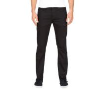 Solver Jeans black on black