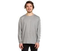 College Left Lt T-Shirt LS white