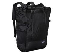 LW Travel Tote Backpack black
