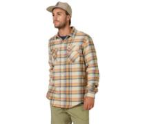 Brighton Shirt LS safari stella plaid