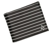 Empty PU Wallet stripe