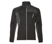 Tuned Fleece Jacket black out