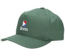 Stowell II MP Snapback Cap emerald