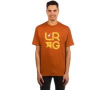 Stacked T-Shirt texas orange