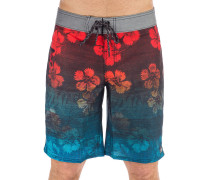 Vines Boardshorts red