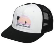 Paradise Trucker Cap white