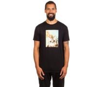 Cat Paradise T-Shirt black