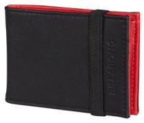 Locked Slim Wallet black