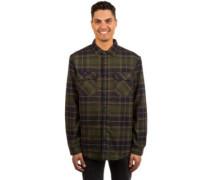 Brighton Insulated Shirt LS forest night rowan