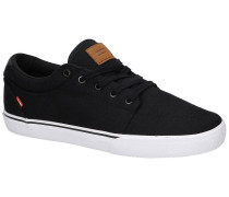 GS Sneakers black hemp