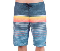 Hyperfreak Heist Boardshorts orange