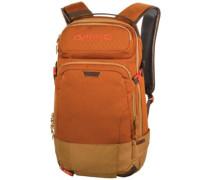 Heli Pro 20L Backpack copper
