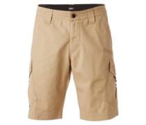 Slambozo Cargo Shorts dark khaki