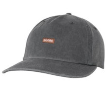 Dreamer Low Rise Cap washed black