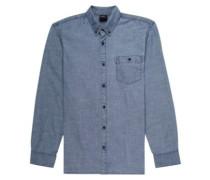 Chambray Shirt LS blue