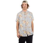 Bermuda Shirt faded blue
