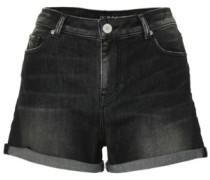 San Simeon Shorts authentic wash black